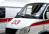На трассе М-4 под Воронежем фура врезалась в иномарку, ранен 5-летний ребенок