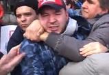 СМИ: В Воронеже на митинге против коррупции задержали члена «Молодой Гвардии»