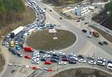 Воронежцам обещают на два месяца сократить срок ремонта развязки на 9 Января