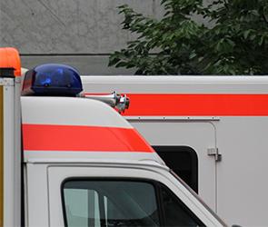 В Воронеже 10-летний ребенок госпитализирован с травмами после наезда ВАЗ-2115