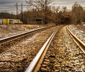В Воронеже под колесами поезда погибла женщина