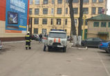 Воронежцы сообщают о скоплении спецслужб на улице Свободы