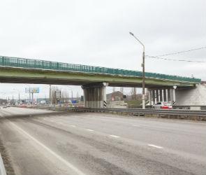 С 10 апреля будет перекрыт путепровод на подъезде к Воронежу