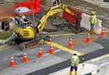 Путепроводы на улице 9 Января закроют для пешеходов
