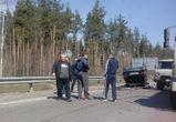 На Левом берегу Воронежа столкнулись ВАЗ и «Рено», одна из машин перевернулась