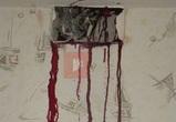 «Кровь» из розеток в жилом доме признали безопасной
