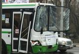 Появились подробности столкновения трех маршруток на Ленинском проспекте