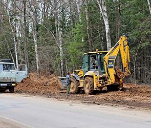 В Воронеже в ночь на пятницу 14 апреля начнут ремонтировать восемь улиц и дорог