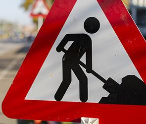 В Воронеже на бульваре Победы будет частично закрыто движение на две недели