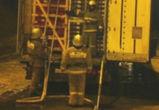 Очевидцы: пожару с КАМАЗом предшествовал взрыв газового баллона