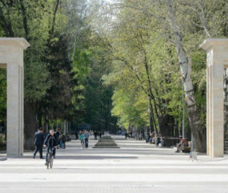 Рядом с парком «Динамо» появятся четыре новые парковки