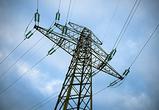 В семи районах Воронежской области из-за снегопада отключено электричество