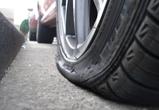 В Воронеже злоумышленницы спустили колеса на плохо припаркованном «Солярисе»
