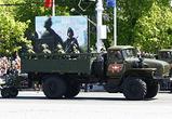 Центр Воронежа будет перекрыт на 3 дня для репетиции парада 9 мая