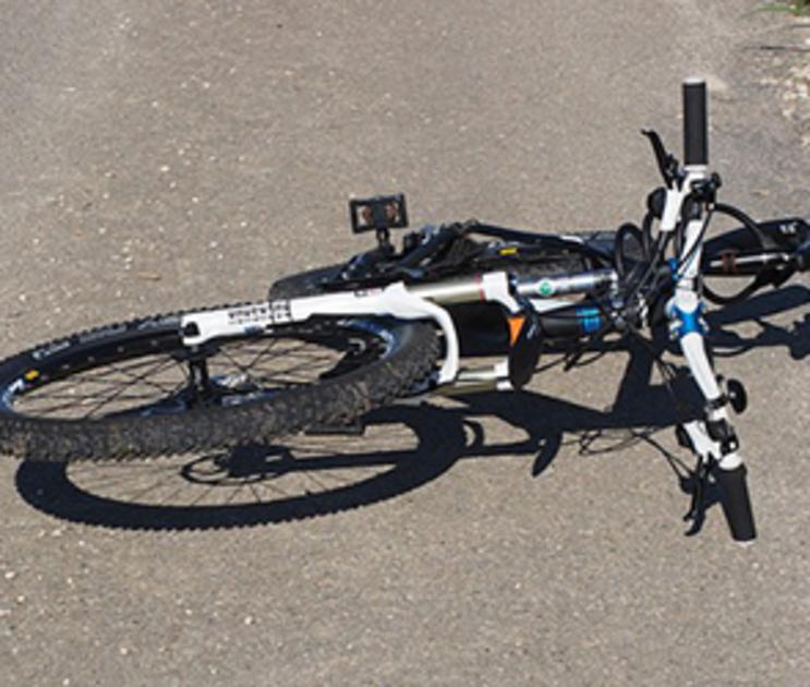 В Воронеже «Форд» сбил 9-летнего велосипедиста