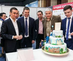 Воронежский губернатор из сахарной мастики посетил Expo Food Show