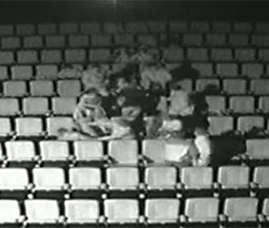 В сети появилось видео массовой драки в кинотеатре «Люксор» в Воронеже