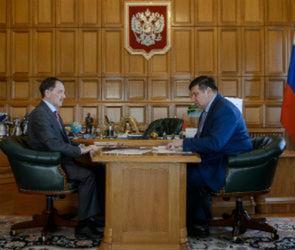 Гордеев подписал указ о назначении нового главы департамента транспорта