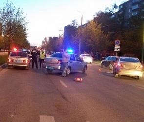 МВД: Лихач на Mercedes-Benz, насмерть сбивший пенсионерку в Воронеже, был пьян