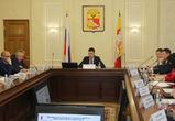 В мэрии Воронежа обсудили вопросы, связанные с поддержкой предпринимательства