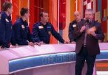 Воронежских спасателей показали на «России-1» в передаче «Сто к одному»
