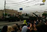 Воронежцы публикуют в сети фото парада в честь Дня Победы