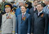 Алексей Гордеев принял участие в торжественных мероприятиях в честь Дня Победы