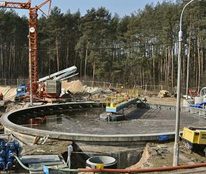 В Чертовицах под Воронежем в 2017 году построят очистные сооружения за 338 млн