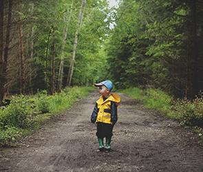 В Воронежской области пропавшего 4-летнего ребенка полиция нашла в соседнем селе