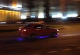 На видео попала автомобилистка, устроившая дрифт в центре Воронежа
