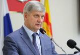 Мэр Воронежа Александр Гусев отчитался перед депутатами