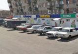 В Воронеже неизвестный исполосовал ножом продавщиц мини-рынка