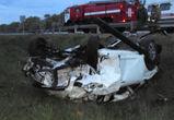 Житель Москвы погиб в страшной аварии под Воронежем