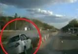 Опубликовано видео погони за пьяным водителем, сбившим рабочего под Воронежем