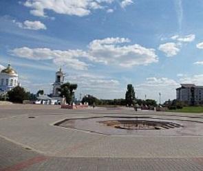 В Воронеже пройдет реконструкция Советской площади