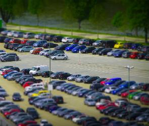 7 миллионов рублей потратят на новые парковки у парка «Динамо»