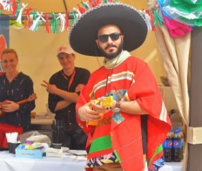 Фестиваль национальной кухни в Воронеже: море еды и развлечений