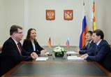 25 немецких компаний заинтересованы в сотрудничестве с Воронежской областью