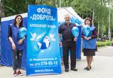 В столице Черноземья прошел фестиваль «Добрый край Воронежский»