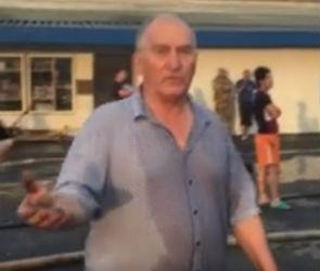 Бывший медиамагнат Александр Зверев накинулся на журналистку воронежского ТВ