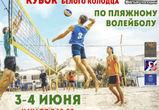 В Белом колодце пройдет турнир по пляжному волейболу