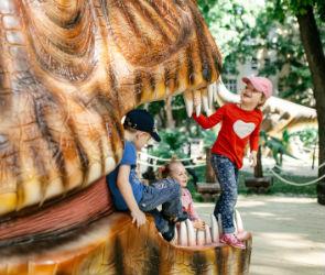 «Юркин парк» дарит бесплатный вход в честь Дня защиты детей
