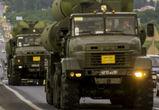 В Воронежской области по тревоге подняты расчеты зенитного ракетного полка