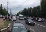 Стали известны подробности массовой аварии на улице Южно-Моравской в Воронеже