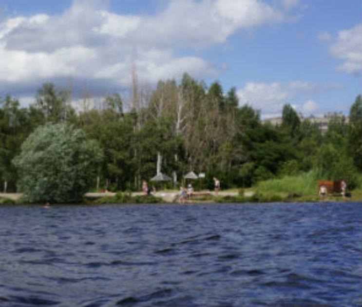 В Воронеже из реки достали труп мужчины