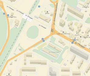 Еще один участок улицы 9 Января перекроют из-за реконструкции развязки
