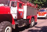 Серьезный пожар в центре Воронежа: эвакуировано 17 человек