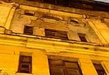 Воронежский «дом-призрак» заволокло белым дымом