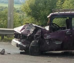 На месте страшного ДТП под Семилуками произошла еще одна авария