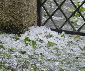 МЧС предупредило о граде, ливнях и грозах в Воронежской области
